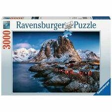 Ravensburger Hamnoy, Lofoten Classic 3000-Piece Puzzle - Loot - BRAND NEW
