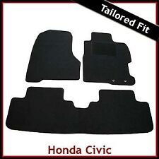 HONDA CIVIC TYPE R (2000 2001... 2003 2004 2005) montata su misura moquette tappetini AUTO