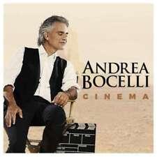 CD de musique classiques Andrea Bocelli