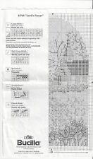 Lord's Prayer Cross Stitch Pattern (Bucilla)