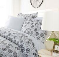 Luxury Ultra Soft Dandelions Duvet Cover Set By Sharon Osbourne Home