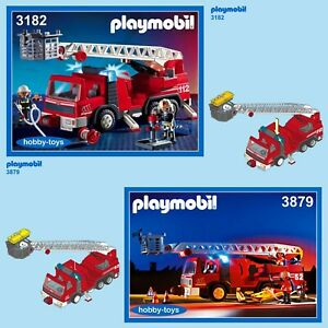 * Playmobil * Fire Engine 3182 3879 * Spares * SPARE PARTS SERVICE *