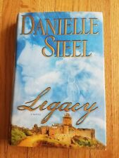Legacy by Danielle Steel (2010, Hardcover) book Pre owned