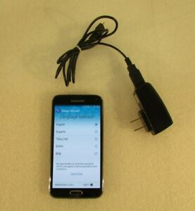 Samsung Galaxy S5 SM-G900V - 16 GB - Black (Verizon) Smartphone Clean ESN