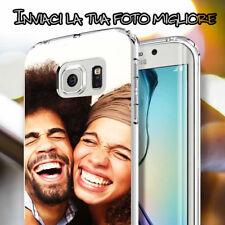 Cover morbida Gel con Foto Immagine o scritta personalizzata per Samsung A5 2017 Galaxy S7 Edge