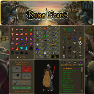 Max Combat Zerker | 1401 Total | 178 QP | Fire Cape | OSRS | Delivery 24 hours