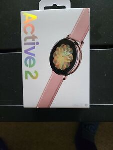 New-Never Used Samsung Active 2 watch