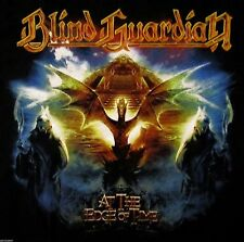 BLIND GUARDIAN cd cvr AT THE EDGE OF TIME Official TOUR SHIRT XL new