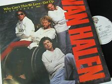 """Van Halen-Why Can't This Be Love EXT MIX-W8740T-Vinyl-12""""-Single-Record-1980s"""