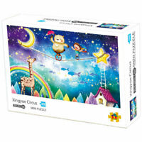 Mini Jigsaw Puzzles 1000 Pieces Difficult DIY Adult Kids Assembling Toys Games