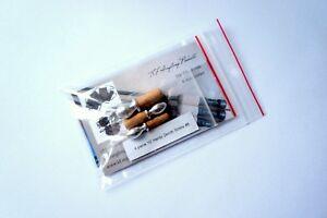 FERRULE STOPPERS plugs made for 4 piece 10' Hardy Zenith Sintrix #8 fly rod