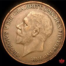 1927 Great Britain 1 One Penny Coin - Lot#W16