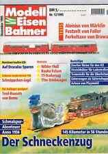 Modell-Eisenbahner, Heft 12/1995