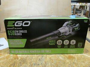 EGO LB6504 Cordless Blower Kit ( LOT 331)