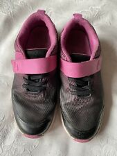 Girls clarks trainers Size 12.5 G