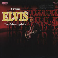 Elvis Presley - From Elvis In Memphis (Vinyl LP - 2011 - EU - Original)