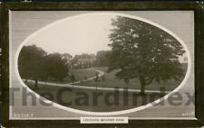 WESTERN PARK Park Postcard nr Leicester LEICESTERSHIRE Rapid Photo Printing Co.