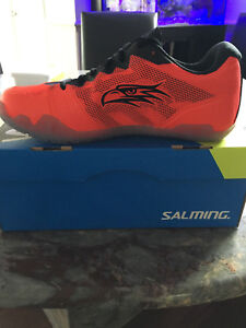 Salming Hawk Squash Shoe - red