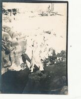 WWII 1940s USAAF South Pacific airman's small photo #10 Japanese artillery