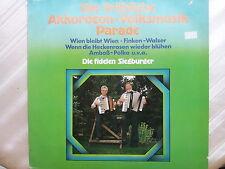 """12"""" Die fidelen Siegburger - Die fröhliche Akkordeon-Volksmusik Parade"""