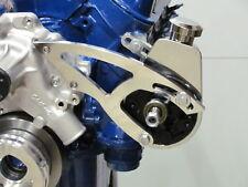 Small Block Ford 289 302 351W Saginaw Power Steering Bracket Billet SBF V-Belt