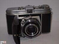 Kodak Retina Ib (Typ 018) Objektiv Xenar f:2,8/50mm Klappkamera Kleinbildfilm