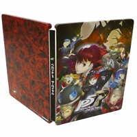 Persona 5 the royal steelbook GEO Limited Steel book #1294