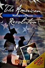 American Revolution  Washington and Arnold  NEW! DVD, History Channel club TV