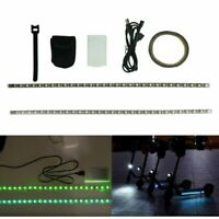 Tira de Luz LED Lámpara Barra Para Xiaomi M365/M365 Pro Patinete Eléctrico Nuevo