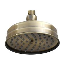 ENKI R20 Traditional Shower Head Rose Apron 150mm Thermostatic Antique Bronze
