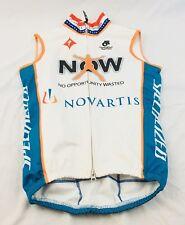 Now Novartis Pro Cycling Thermal Vest Size XS Champion System