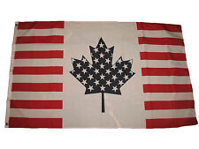 3x5 Usa Us American Canada Canadian Friendship Flag 3'x5' Grommets premium