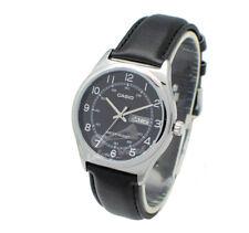 - Casio mtpv 006L-1B2 Para Hombre Correa Reloj De Moda Nuevo y 100% Auténtico