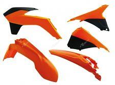 Kit Plastiche KTM EXC-EXCF 125-200-250-300-350-450-500 2014=>2016 Rtech Arancio
