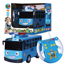 TAYO The Little Bus Police RC Car Toy Remote Control Character Children Kid Gift