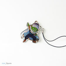 Dragon Ball Super Metal Charm Strap / Piccolo / Xebec Toys Stainless Steel 1.5""