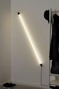 """Ikea SPÄNST Spanst Design STAMPD LED light stick 134 cm 52"""" (WHITE LED EDITION)"""