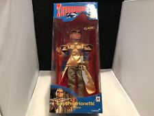 PELHAM PUPPETS SUPERMARIONETTE THUNDERBIRDS THE HOOD EXSHOP STOCK FACTORY SEALED