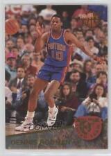 1992-93 Fleer Ultra All NBA #11 Dennis Rodman Detroit Pistons Basketball Card