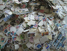 1 pound OFF paper US postage stamps collectable crafts cancelled 4000 15-16 oz