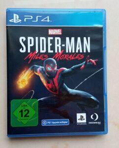 Spiderman Spider-Man Miles Morales PlayStation 4 PS4