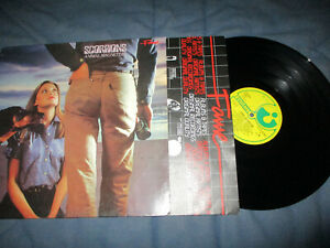 Scorpions Animal Magnetism LP