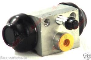 Cilindro Freno Ruota Posteriore per Fiat Punto Van 1,2 60 188 16V 80 Cv