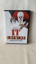 Stephen King's ~ IT  [ DVD Movie  Region 1 ~  Horror  Clowns  ~ John Ritter