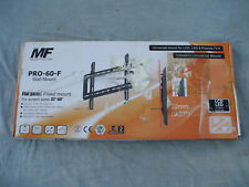 MOUNT FACTORY PRO-60-F UNIVERSAL WALL MOUNT FOR LCD, LED, AND PLASMA TV