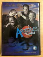 Apostles of Comedy the Movie (DVD, 2008) - F0127