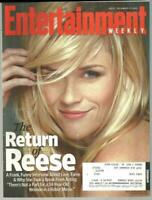Entertainment Weekly Magazine December 17, 2010  Reese Witherspoon on the Cover