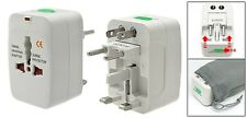 International Universal All In One Travel AC Power Charger Adapter AU UK EU US