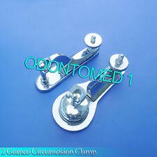 2 PCS Gomco Circumcision Clamp 1.1cm & 3.4cm Surgical Instruments
