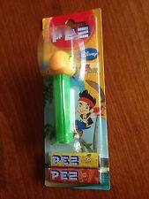 Disney's Jake & the Neverland Pirates Skully Pez Dispenser & Sweets - NEW